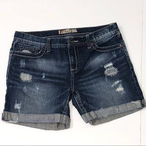BKE Women's Jean Short Size 29
